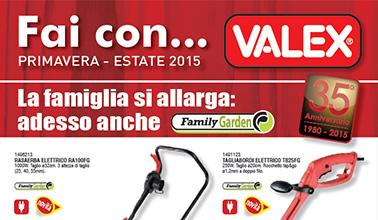 Promozioni primavera estate 2015 Valex