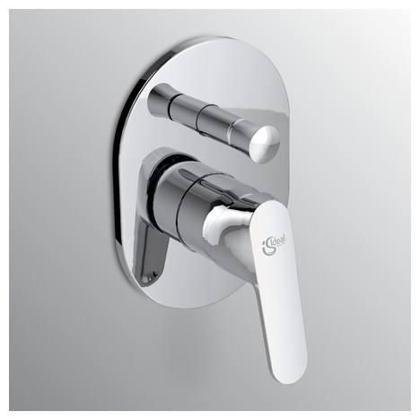 miscelatore da incasso per vasca doccia ideal standard. Black Bedroom Furniture Sets. Home Design Ideas