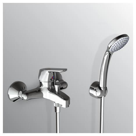 Miscelatore per vasca/doccia croma Ideal Standard serie Ceraplan 2 ...
