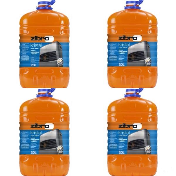Combustibile liquido zibro kristal universale per - Stufa a combustibile liquido prezzi ...