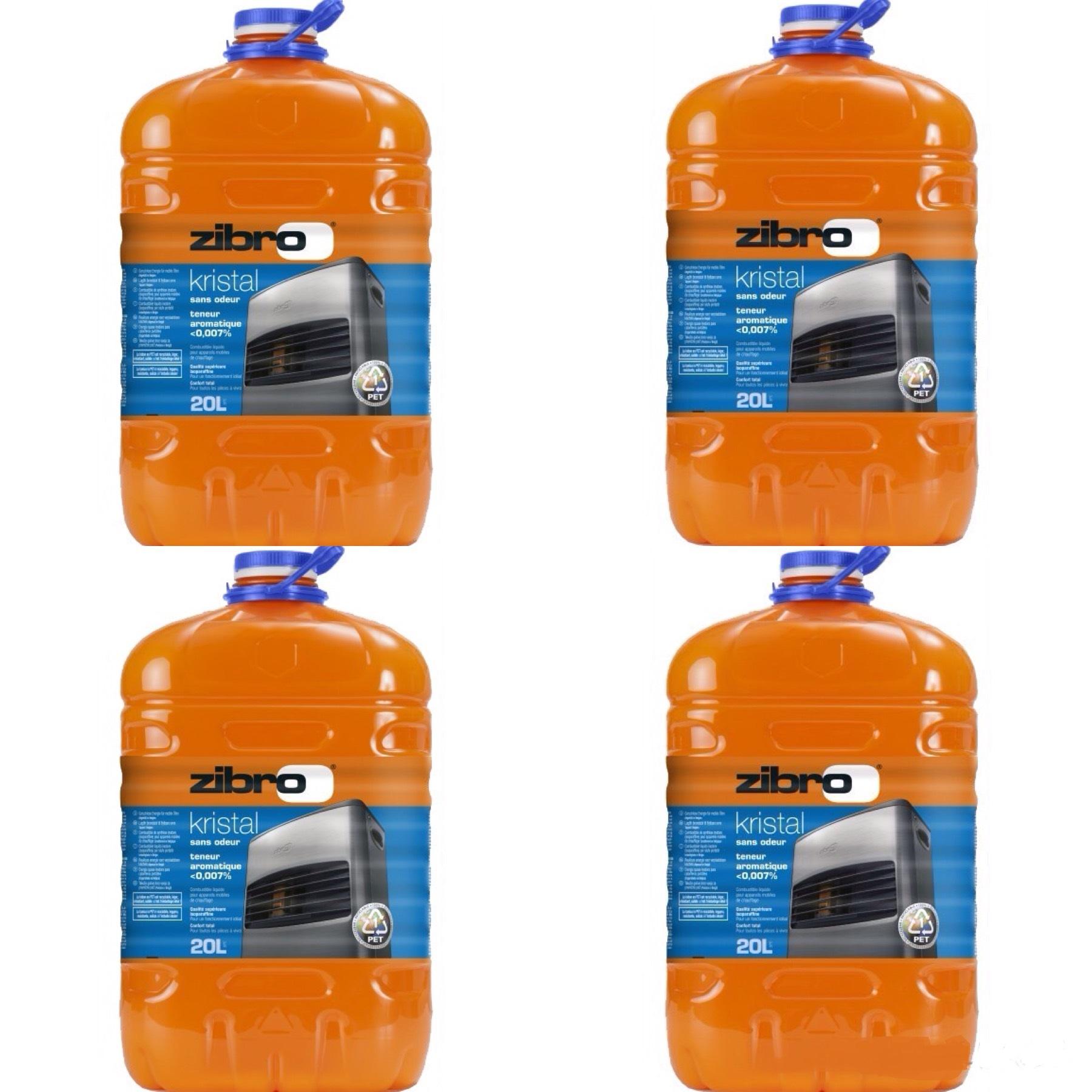 Combustibile liquido zibro kristal universale per for Stufe a petrolio bricoman