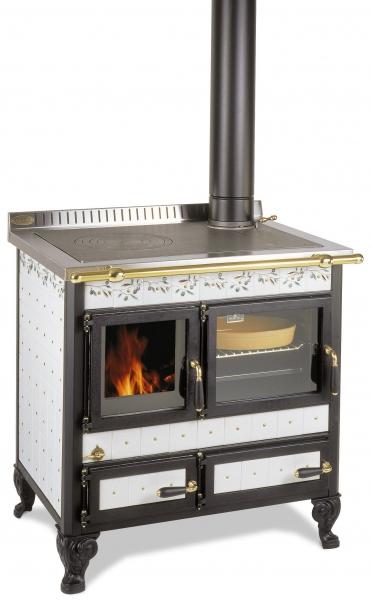 Cucina a legna wekos modello classic 85 rustica termosider ferramenta for Lady cucine catalogo
