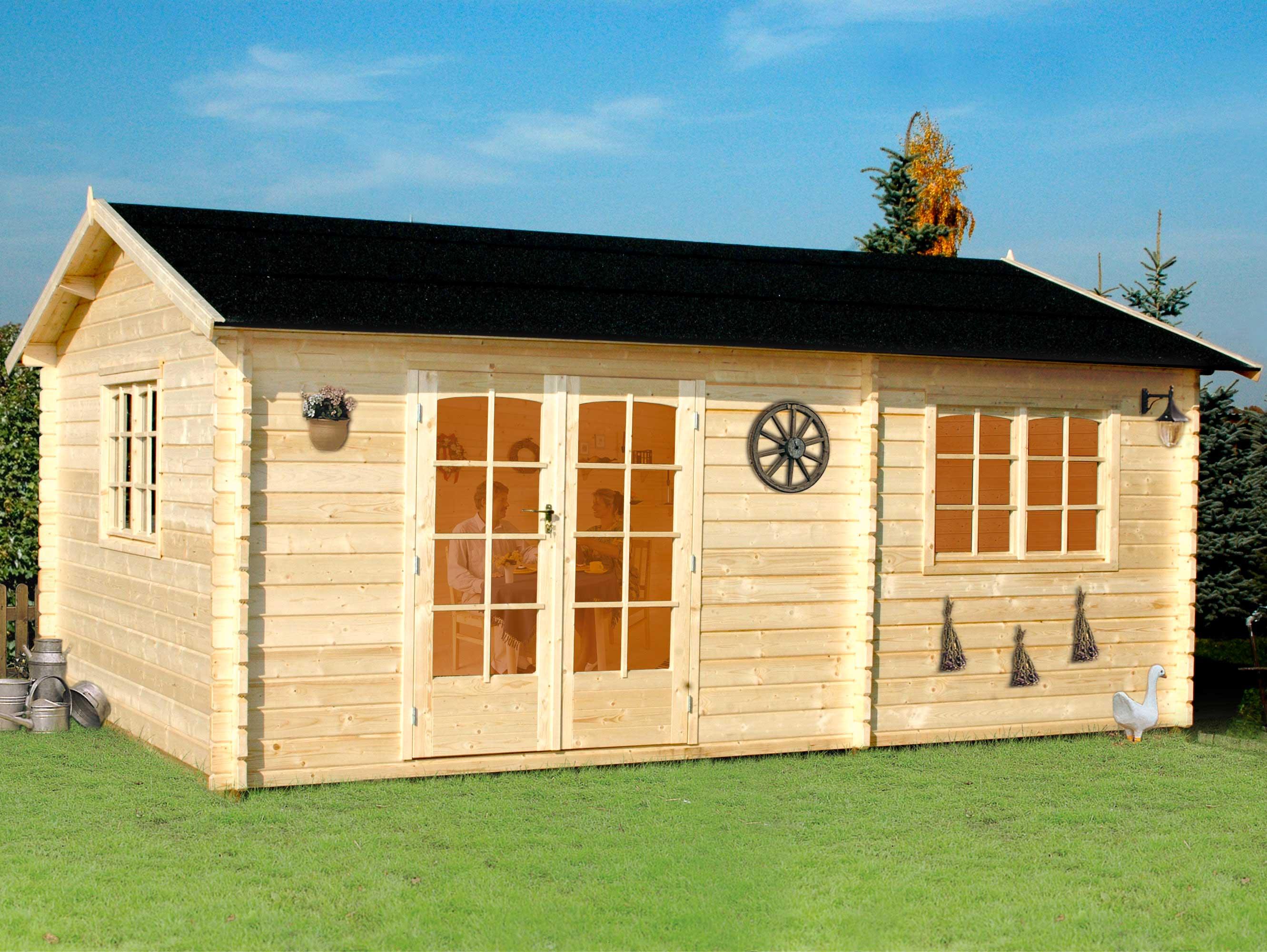 Casetta da giardino in legno per bimbi alida for Casetta giardino bimbi usata