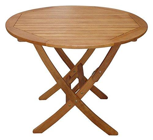 Tavolo Ovale Da Giardino In Legno Tudor D 90x74h Termosider Ferramenta